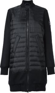 Rossignol , Padded Mid Length Coat Women Polyamidevirgin Wool 36, Women's, Black