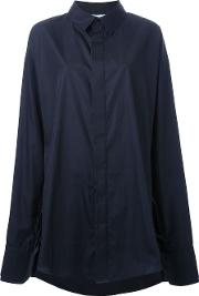 Strateas Carlucci , Oversized Shirt Women Cotton M