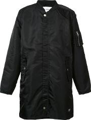 Wesc , 'reese' Coat Men Nylonpolyester L, Black