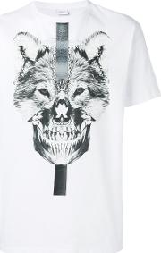 Marcelo Burlon County Of Milan , Moises T Shirt Men Cotton Xxs