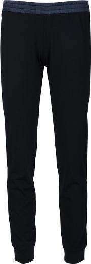 Callens , Slim Fit Track Pants Women Viscose Xs, Women's, Black