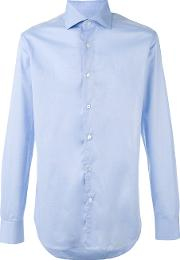 Corneliani , Classic Shirt Men Cotton 41