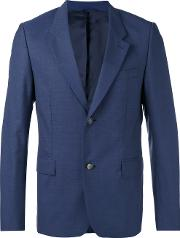 Editions Mr , Editions M.r Two Button Blazer Men Viscosewool 50, Blue