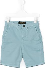 Finger In The Nose , Chino Shorts Kids Cottonspandexelastane 12 Yrs, Boy's, Blue