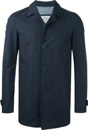 Herno , Single Breasted Coat Men Cottonpolyamidepolyestermodal 54