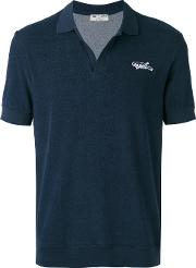 Editions Mr , Editions M.r Terrycloth Polo Shirt Men Cotton S, Blue