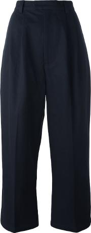 Pam Perks And Mini , 'tie Up Pike' Trousers Women Cotton M