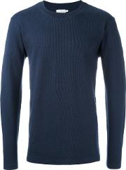 Sunspel , Crew Neck Sweatshirt Men Cotton L