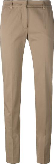 Incotex , Slim Fit Chinos Women Cottonspandexelastane 46