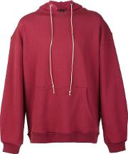Mr Completely , Mr. Completely Classic Hoodie Men Cotton L, Red