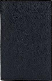 Valextra , Business Cardholder Unisex Calf Leather One Size, Blue