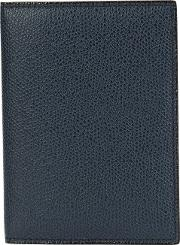 Valextra , Document Holder Unisex Calf Leather One Size, Blue