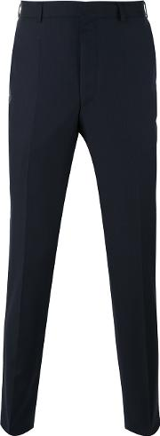 A Kind Of Guise , Slim Fit Trousers Men Cottonviscosevirgin Wool 52, Black
