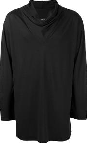 Alchemy , Roll Neck Sweatshirt Men Cottonpolyester M, Black