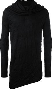 Alchemy , Roll Neck Sweatshirt Men Cottonspandexelastane S, Black