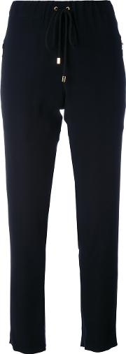 Alexandre Vauthier , Casual Trousers Women Polyester 38, Black
