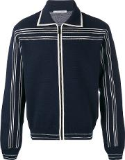 Andrea Pompilio , Vangog Cardigan Men Cotton 50, Blue