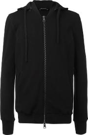 Andrea Yaaqov , Andrea Ya'aqov Classic Hooded Sweatshirt Men Cotton M, Black