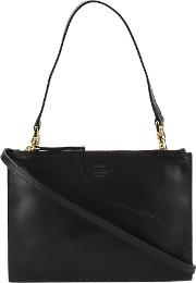 Atp Atelier , 'lucca' Mini Cross Body Bag Women Leather One Size, Women's, Black