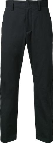 Attachment , Classic Skinny Trousers Men Cottonnylonpolyurethane 1, Black
