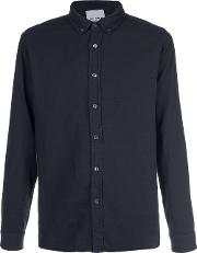 Baldwin , Otis Shirt Men Cotton Xl, Blue