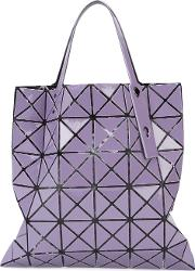 Bao Bao Issey Miyake , Prism Tote Women Pvcpolyester One Size, Pinkpurple