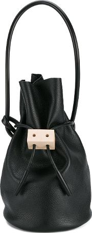 Building Block , Cable & Outlet Shoulder Bag Women Leatherwood One Size, Black
