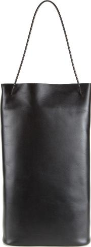 Building Block , 'tall' Shoulder Bag Women Leather One Size, Women's, Black