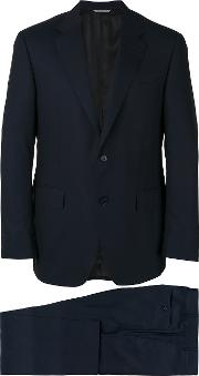 Canali , Two Piece Suit Men Cuprowool 54, Blue
