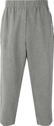 Casey Casey , Brail Pants Men Cottonlinenflax Xl, Grey