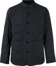 Casey Casey , Poplin Jacket Men Cotton L, Black