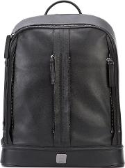 Christopher Raeburn , Classic Backpack Men Leather One Size, Black