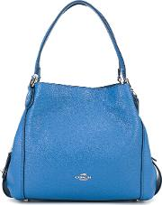 Coach , Zipped Tote Women Leather One Size, Women's, Blue