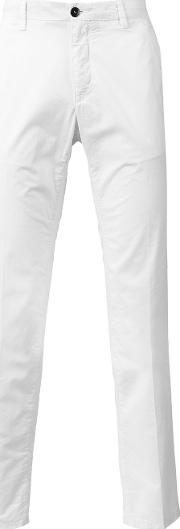 Cp Company , Classic Chinos Men Cotton 46, White