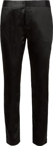 Creatures Of The Wind , 'pavo' Trousers Women Cottonspandexelastaneacetate 12, Black
