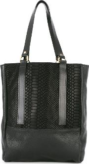 Danielle Foster , Kelly Tote Women Suede One Size, Black