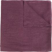 Denis Colomb , 'cloud' Shawl Unisex Cashmere One Size, Pinkpurple