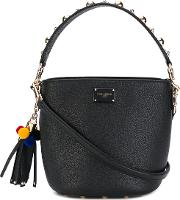 Dolce & Gabbana , Bucket Tote Women Calf Leather One Size, Black