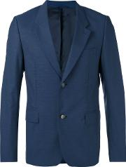Editions Mr , Editions M.r Two Button Blazer Men Viscosewool 48, Blue