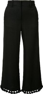 Figue , Matador Trousers Women Cottonviscose 4, Black