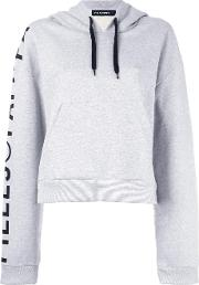 Filles A Papa , Tiger Hoodie Women Cotton 2, Grey