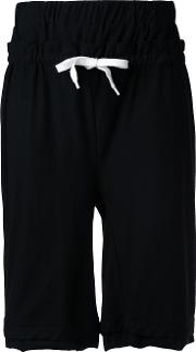 First Aid To The Injured , Haemin Shorts Women Cotton 2, Black