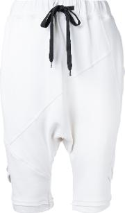 First Aid To The Injured , Pharynx Shorts Women Cotton 2, White