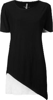 First Aid To The Injured , Rhomboid T Shirt Women Cotton 1, Black