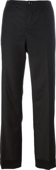 Frs For Restless Sleepers , F.r.s For Restless Sleepers Straight Leg Trousers Women Virgin Wool L, Black