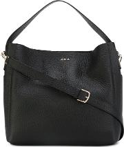 Furla , Capriccio Hobo Bag Women Leather One Size, Black