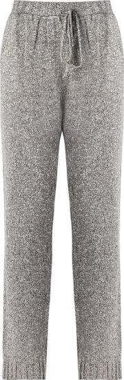 Gig , Knit Trousers Women Polyimide G, Grey