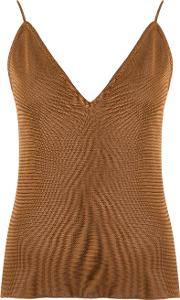 Gig , Knitted Top Women Viscose G, Brown