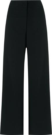 Giuliana Romanno , Wide Trousers Women Polyester 40, Black