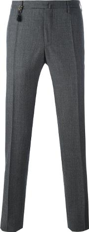 Incotex , Tailored Classic Trousers Men Wool 52, Grey